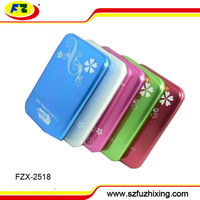 usb3.0 sata aluminum 2.5 hdd external case for hard disk drive up to 1TB