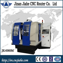 High configuration 6060 cnc metal engraver Metal mould making machine all covered model