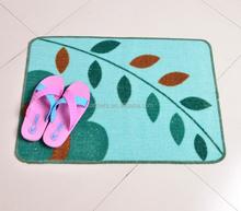 2015 High quality 100% polyester door mat