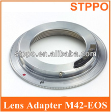 af confirmar m42 lente canon eos ef monte el anillo adaptador