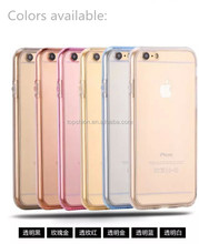 Hot sale for iPhone 6 full cover tpu case cover 360 degree protective