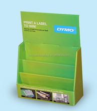 Cardboard Counter Display Stand, Paper Display, PDQ Box