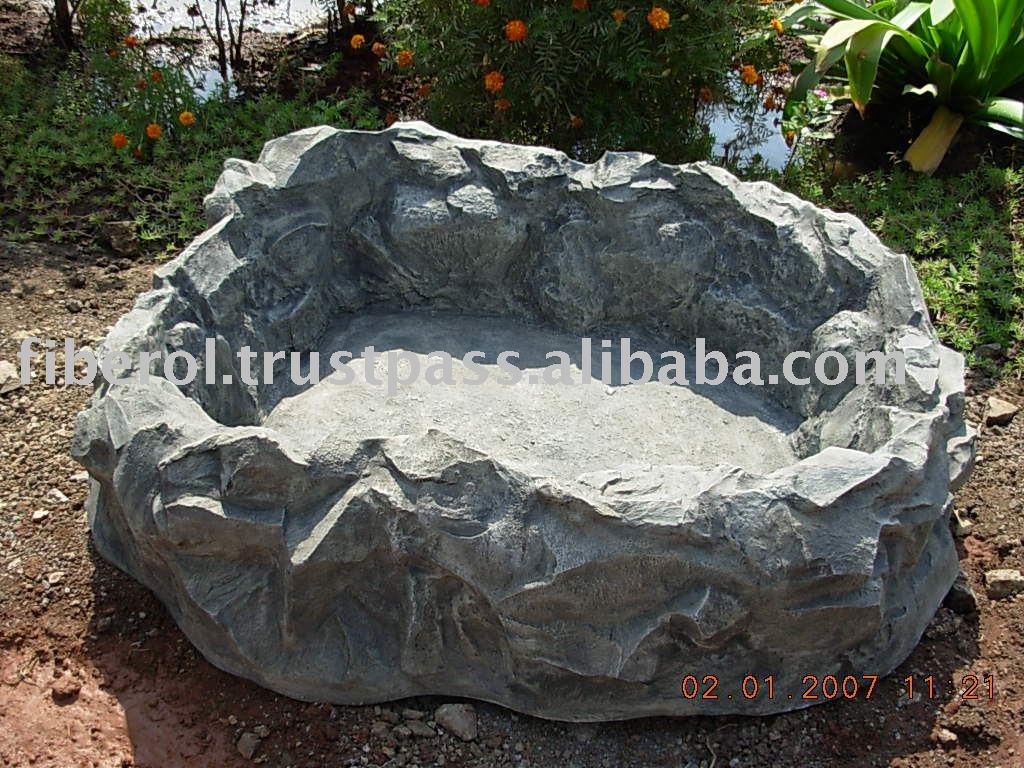 De fibra de vidrio estanque de las carpas for Estanque de carpas