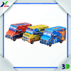 educational toy 3d car puzzle new PP plastic sliding puzzle