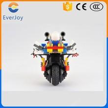 The Mini Plastic Propel Rc Motorcycle