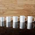 vários tamanhos de vitrificação de cerâmica sublimação caneca de chá xícara para impressão de logotipo personalizado