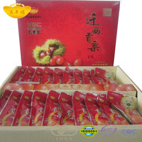 best selling hot chinese products chestnut snack foods