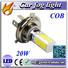 Made In China High Power Auto Lamp H4 Car Led Lighting COB Led Fog Light