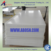 Hot Sale Disposable Clear HDPE sheet for shooting pads/cutting boards