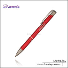 new design hot selling cheap metal roller pens import business ideas