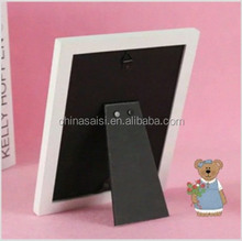 hot brand factory table display wooden photo frame