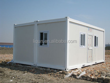 cheap prefabricated modern container house living container house steel structure manufacture