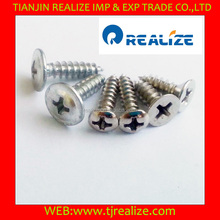 Offer factory C1022 harden pan head philips AB Type self tapping screws