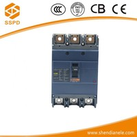 China MCCB, Moulded case circuit breaker 160A 3p 3C certification electrical items