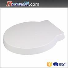 Popular Duroplast b & q toilet seat Cover round design