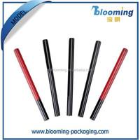 Popular! plastic cosmetic pencil packaging