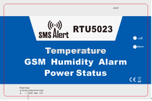 GSM SMS ideal solution remote control& monitoring &alarming applications ,temperature controller /detector