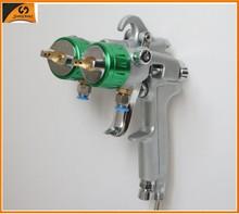 2015 chrome paint 93 plasterer tools double nozzle spray gun high pressure water spray gun