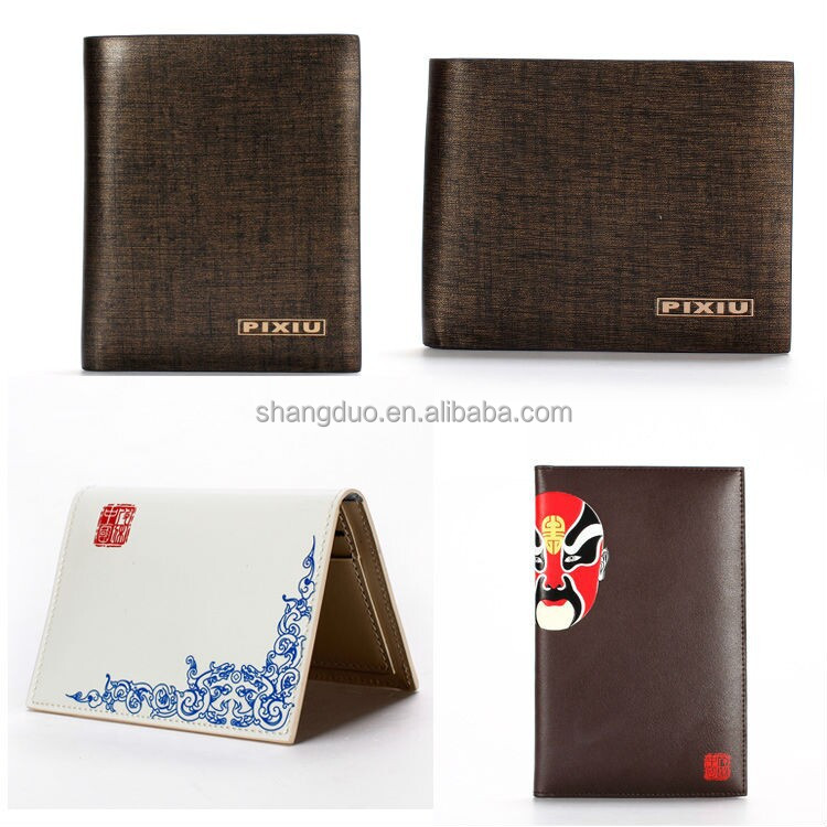 Alibaba China Selling Well Custom Leather License Auto Car Wallet