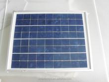 15W POLYCRYSTALLINE SOLAR PANEL FOR SOLAR POWER SYSTEM FOR GLOBAL MARKETS