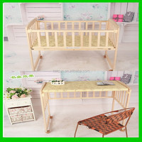 Design crazy selling wooden baby bed new model cot