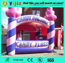 Park cute advertising shop inflatable candy
