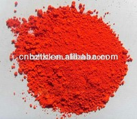 Thermosetting printing ink---Pigment Red 57:1