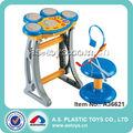 Instrumento musical electrónico- electronic drum conjunto para los niños