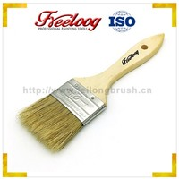 Good price wholesale unlacquered wooden handle food paint brush