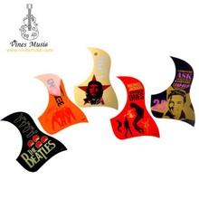 Colorful acoustic Guitar Pickguard