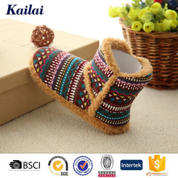 ladies yiwu snow fur boots for women