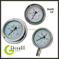 40mm to 150mm caterpillar hydraulic pressure gauge