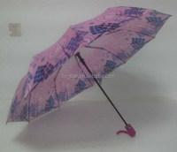 FS outdoor umbrella sun rain umbrella parasols gift folding umbrellas heat transfer print umbrella outdoor umbrella