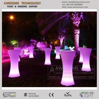 wedding high table decor decoration high table bar (TP110B)