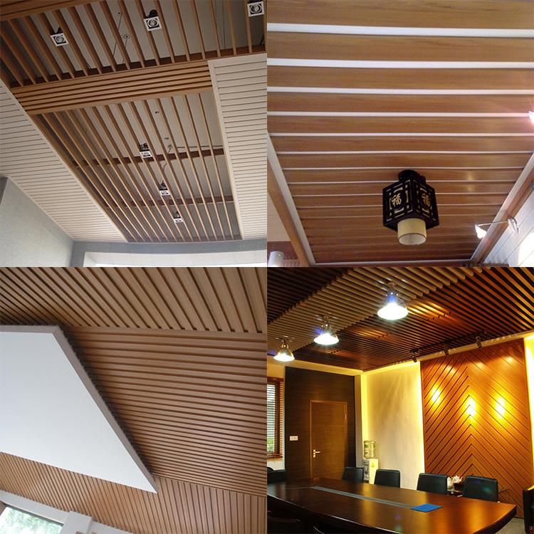Bathroom ceiling materials