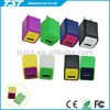 Colorful Portable usb travel charger