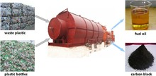 2014 High efficient waste plastic pyrolysis plant into fuel oil with CE
