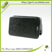 PU leather PC solar phone case for Nokia N501