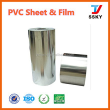 Soft PVC A4 Sheet Flexible Or Rigid All Thickness Width Factory