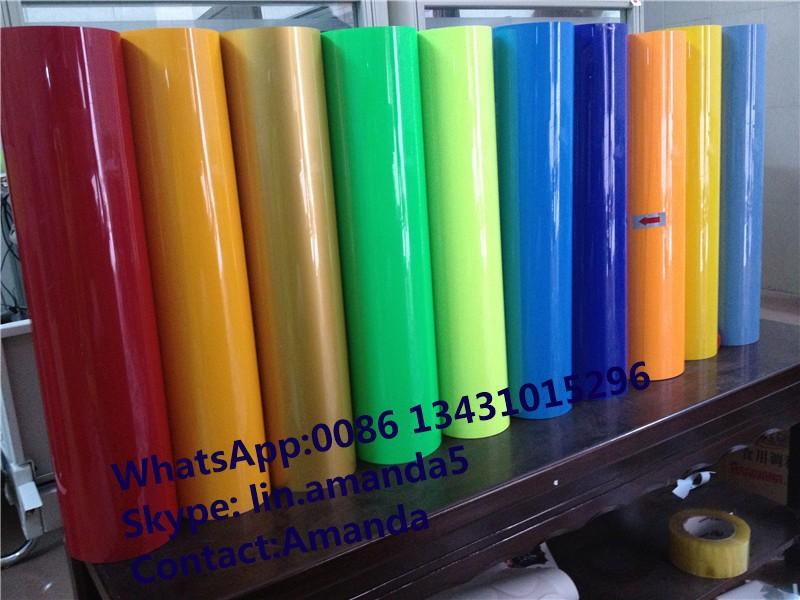 High Quality Sticky Pu Heat Transfer Vinyl For Garments - Buy ...