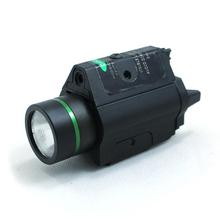 3 W minero Portable de la alta calidad linterna linternas luces de caza con alcance