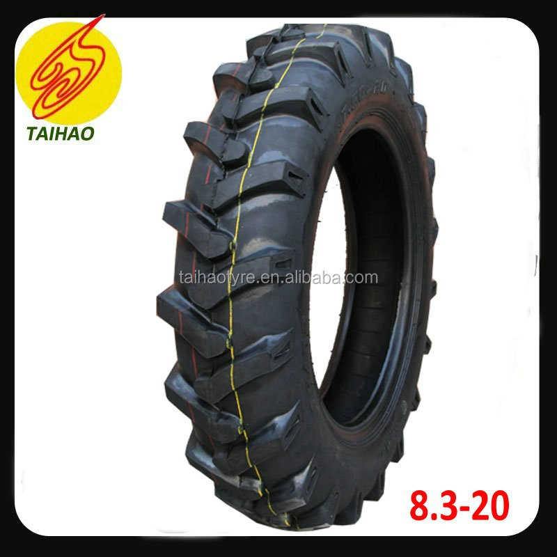 Backhoe Tire Brands : Taihao brand good quality bias tractor tire buy