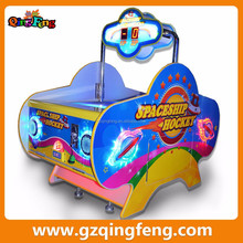 Qingfeng GTI promotion video games air hockey arcade table with different games