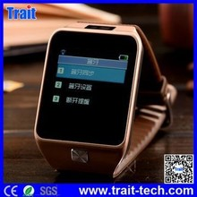 Big discount Bluetooth 4.0 Sync Call SMS MP3 Pedometer Sleep Monitor phone Watch, Remote Camera smart Wristwatch