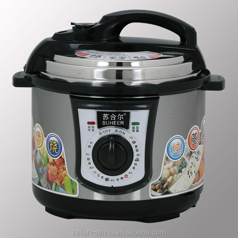 Electric Kitchen Appliances : Small Kitchen Appliance Electric Pressure Cooker,Pressure Cooker - Buy ...