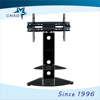new style tv stand is made by stainless steel and tempered glass