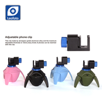 XS-10D Leofoto brand mini tripod without ball head, fit for digital camera mount