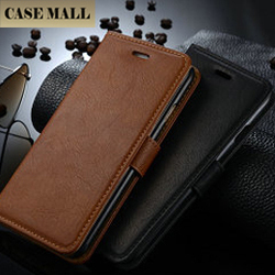 PU leather wallet stand case for iPhone6, for iPhone 6 4.7 inch Leather Case, for iPhone 6 Plus Case