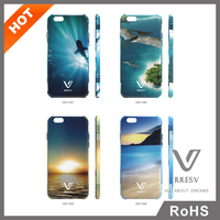smartphone cell phone case, 3d sublimation tpu case for IPhone 6