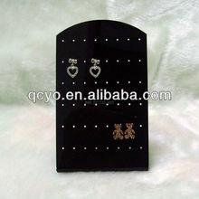 Alibaba China 2015 acrylic earring display rack for earbob/eardrop